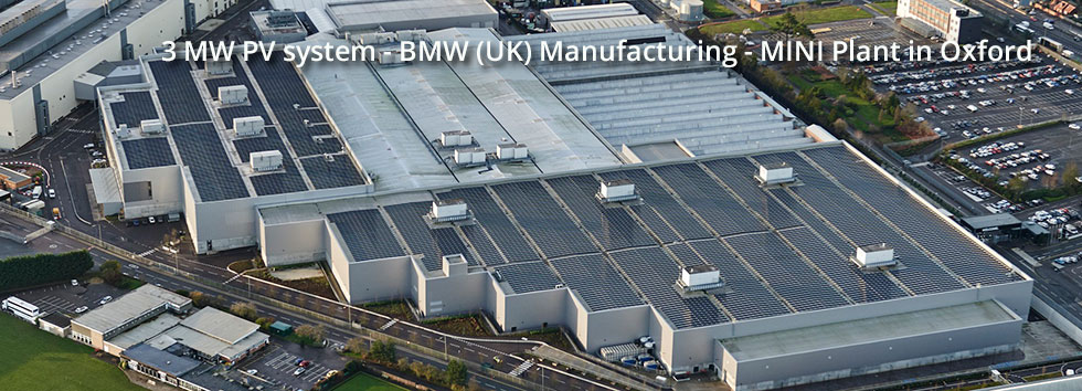 Bmw Green Energy Sustainable Solutions